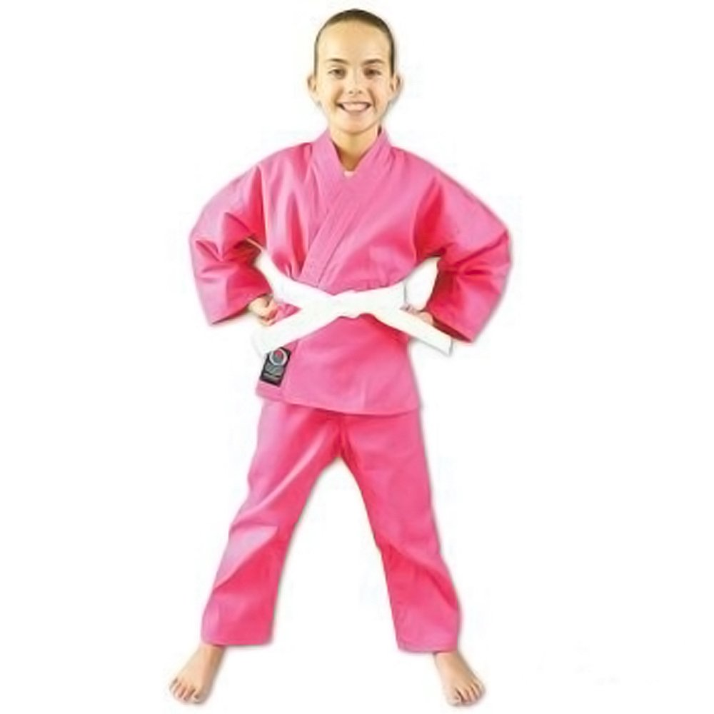 ProForce 6oz Student Karate Gi / Uniform - Pink - Size 0000