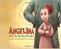 Image result for angelina and the smelly monster