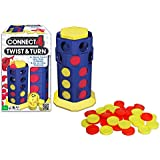 Connect 4 Twist and Turn Action Game