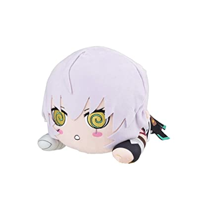 "Sega Fate/Apocrypha: Assassin of Black Mega Jumbo Nesoberi Stuffed Plush, 15.7"": Toys & Games"