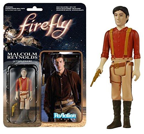 Firefly Malcolm Reynolds ReAction Figure