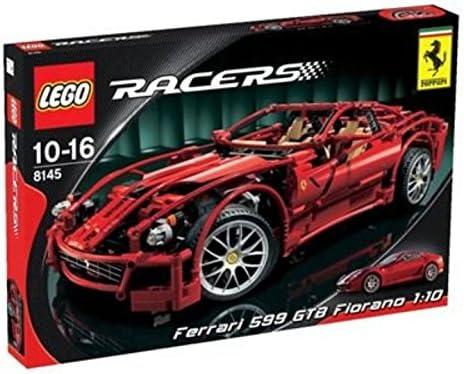 Lego Racers 8145 Ferrari 599 Gtb Fiorano Amazon De Spielzeug