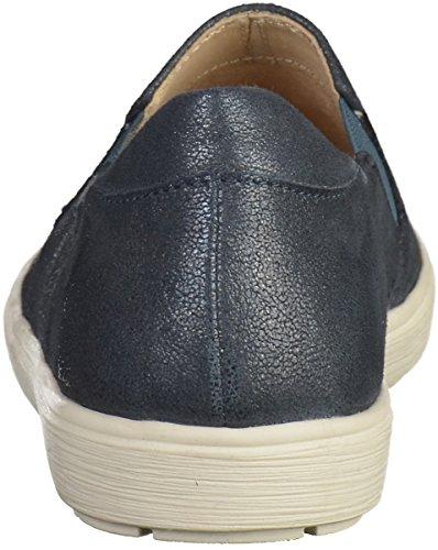 Caprice 24662 Damen Slipper Blau(Blue)
