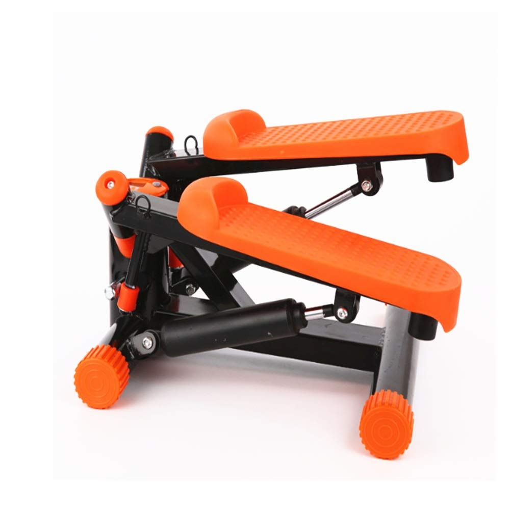 ChenYongPing Twist Stepper Niedrig Impact Aerobic Mini Stepper mit Display zeigt Kalorien verbrannte Trainingszeit Up-Down-Stepper