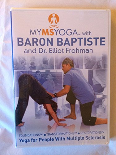 My MS Yoga: Yoga for People with Multiple Sclerosis DVD