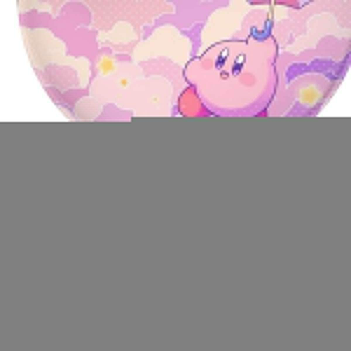 Kirby-Cartoon Unisex Child Adult Round Rubber Mouse Pad 7.9x7.9 in Non-Slip Desktop Working Mouse Mat Laptop Computer PC Mousepad for Home//Office//Gaming