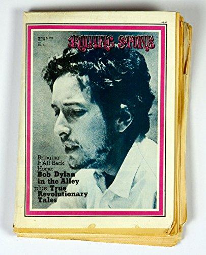 (Rolling Stone Magazine No. 77 Bob Dylan 1971 Mar)