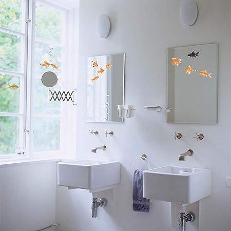 Décoration Fenêtre Film Design pare-vue Film verre dépoli poisson japonais
