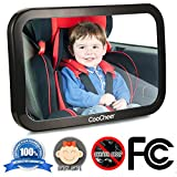 COOCHEER Baby Back Seat Mirror, View Infant in Review and Comparison