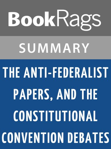 anti federalist summary