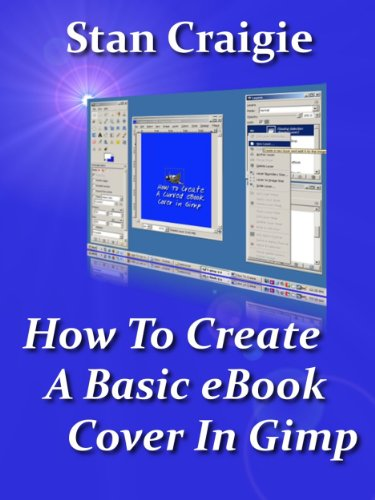 Opening Your Book Cover in GIMP and Setting Up the Workspace