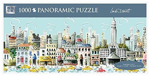 los últimos modelos Andrews + + + Blaine Empire City Panoramic Puzzle, 1000-Piece by Andrews + Blaine  Tu satisfacción es nuestro objetivo