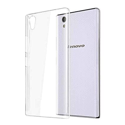 online store b638b 98f00 YuBingo Back Cover for Lenovo S850 (360 Degree, Mobile Case, Transparent,  Soft Silicone, TPU)