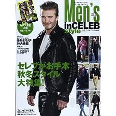 Men's in CELEB style 表紙画像