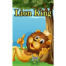 Lion King: Book For Kids (Bedtime stories book series for children 4)
