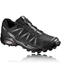 Speedcross 4 Women's Trail Running Shoes - SS17-9.5 - Black