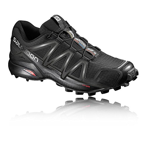 Running Scarpe Uomo Speedcross Trail Da 4 Nero Salomon qp4RHSn