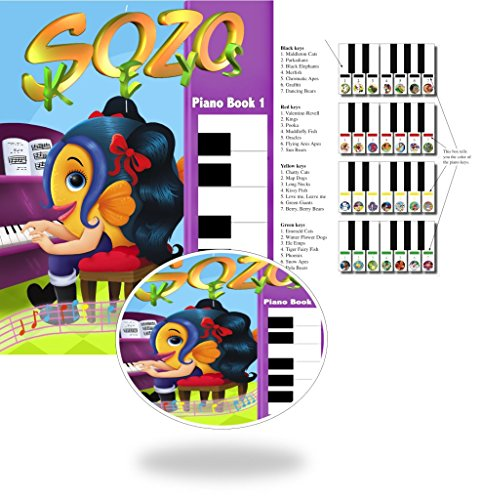 Price comparison product image Sozo Keys: Every Child Can Read Music