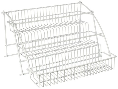 (Rubbermaid Pull Down Spice Rack, White FG8020RDWHT)