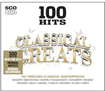 100 Hits of Classical Music