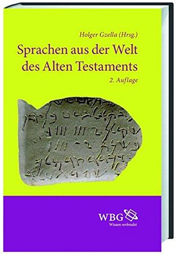 Sprachen aus der Welt des Alten Testaments