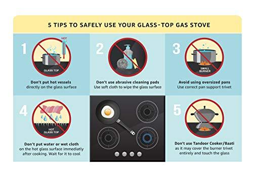 Faber-Gas-stove-4-Burner-Glass-Cooktop-Jumbo-4BB-BK-Manual-Ignition-Black
