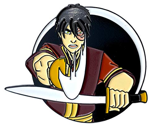 Avatar The Last Airbender - Day of Black Sun Zuko - Collectible Pin (Avatar The Last Airbender Katara And Toph)