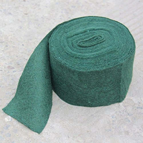 Doolland Tree Protector Wraps, Winter-proof Plants Bandage Wear Protection for Warm Keeping and Moisturizing - 20m by DOOLLAND (Image #4)