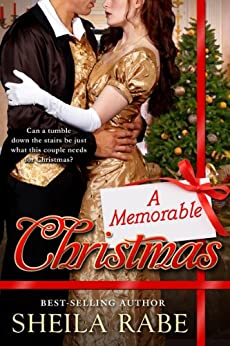 Memorable Christmas Regency Belle ebook product image