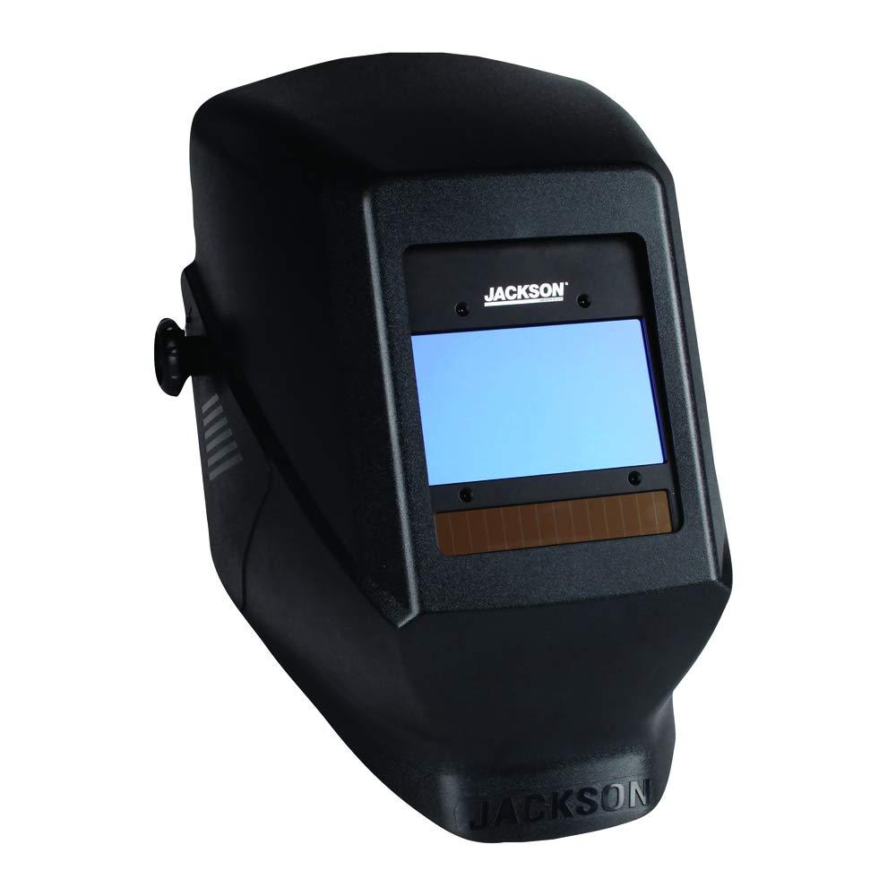 Jackson Safety Insight Variable Auto Darkening Welding Helmet, HSL100 (46129), Black, 1 Helmet / Order by Jackson Safety