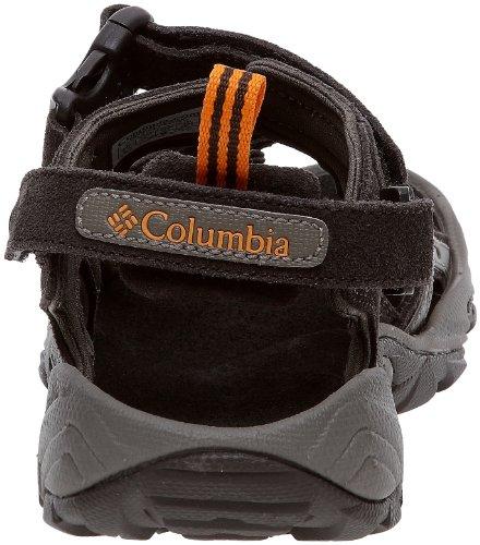 04a0ce77b9d Columbia Men s Fashion Sandals Brown Size  15.5 UK  Amazon.co.uk  Shoes    Bags