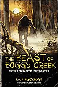 boggy creek arkansas map The Beast Of Boggy Creek The True Story Of The Fouke Monster boggy creek arkansas map