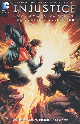 Price comparison product image Injustice: Gods Among Us Year One: The Complete Collection