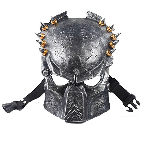 Predator Predator Lone Wolf Mask L-013 (Call Of Duty Ghost Halloween Costumes)