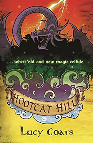 book cover of Hootcat Hill