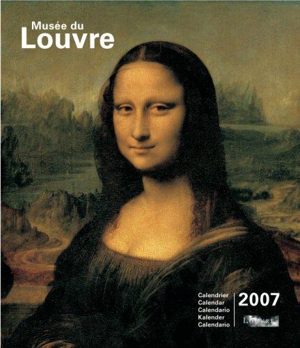 Louvre - Small Calendar 2007 (Small 2007 Calendar)