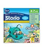 Vtech - 234005 - Jeu Pour Tablette - Jeu Storio Octonauts