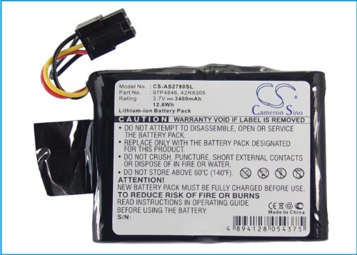 - Replacement Battery for IBM 0648, 2780, 39J5555, 5580, 5708, 571B, 572B, 572F and 575C, 5737, 575C PCI-X DDR 1.5 GB Cache SAS RAID adapters and Power 595 (9119-FHA) POWER6 System, 5776, 5780, 5902