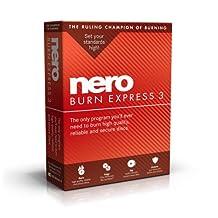 NERO Burn Express 3 Bi-Lingual (FR/EN)