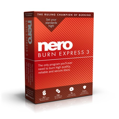 nero burning for xp