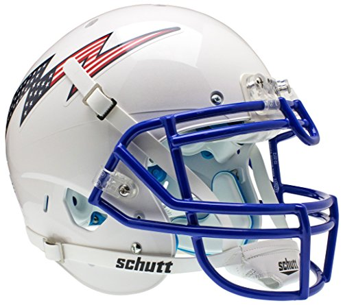 NCAA Air Force Falcons Authentic Alt Two XP Football Helmet by Schutt