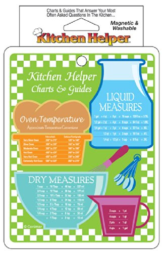 Kitchen Conversion Chart AmazonCom