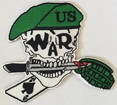Skull War Patch