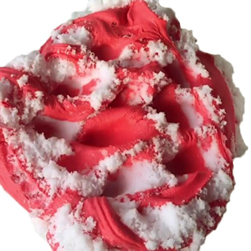 Dirance 80ml DIY Fluffy Floam Slime Putty Scented Jumbo Chea