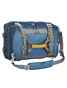 The detached duffel/shoulder bag