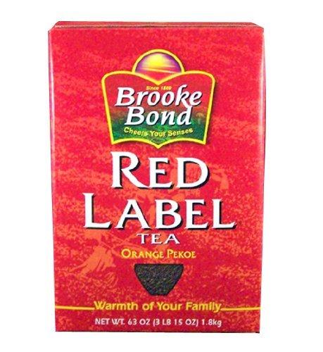 brooke bond red label tea - 4