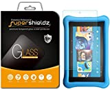 "PC Hardware : [2-Pack] Supershieldz for All-New Fire HD 8 Kids Edition Tablet 8"" Tempered Glass Screen Protector, Anti-Scratch, Anti-Fingerprint, Bubble Free, Lifetime Replacement Warranty"