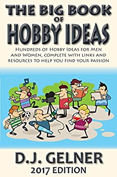 How to find a hobby book