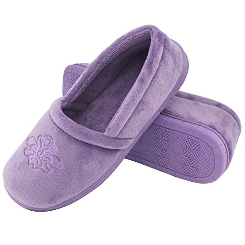 Slippers Lightweight Anti Slid Embroidery Ballerina product image