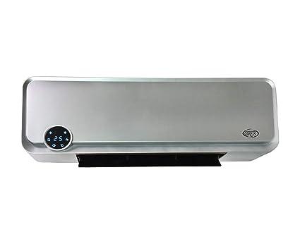 ARGO Kompass calefactor Cerámico de pared, Silver